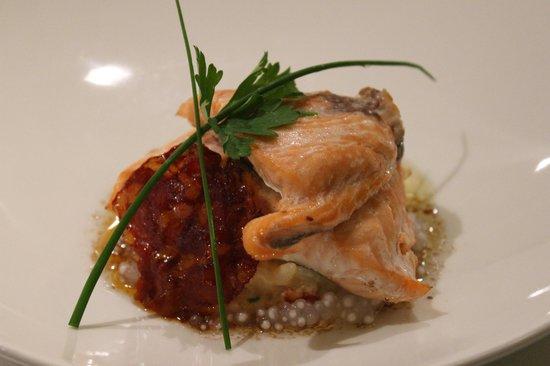 La Broche : Salmon Risotto (Yummy)
