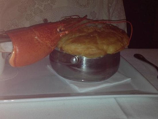 Cafe Ponte: Lobster