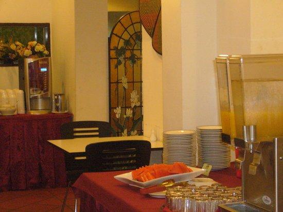 1926 Heritage Hotel: 今日の朝食は?