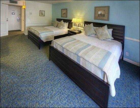 Kings Inn San Diego: Coronado Suite Bedroom