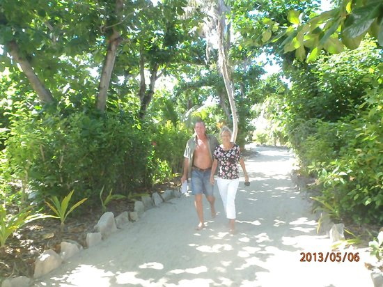 Navini Island Resort Cyclone