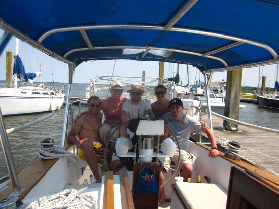 Compass Sailing, LLC: Group