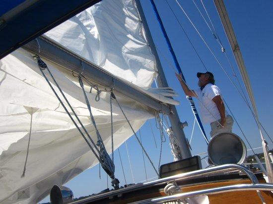 Compass Sailing, LLC: Capitan