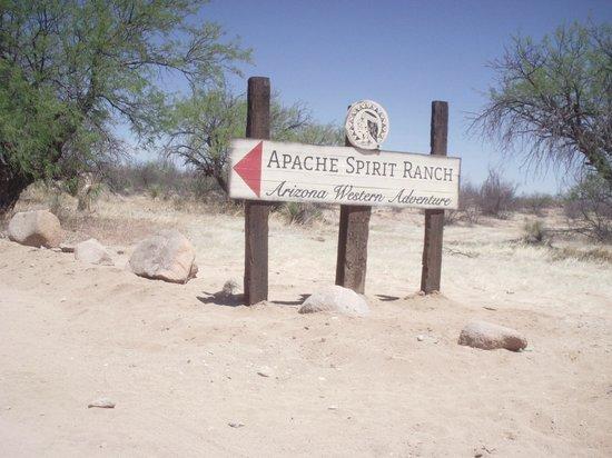 Tombstone Monument Ranch: apache spirit ranch