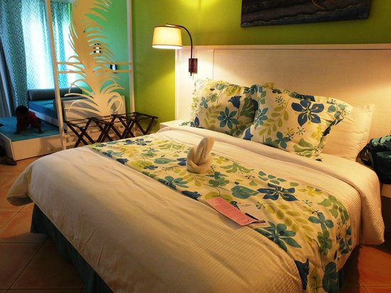Coconut Bay Beach Resort & Spa: 1st Family Vacation