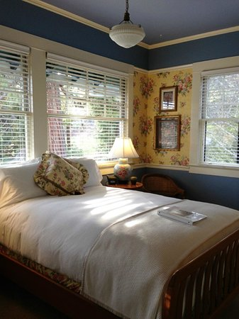 TouVelle House Bed & Breakfast: Bedroom