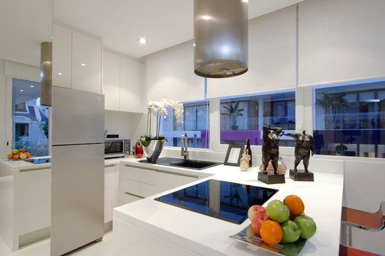 BYD Lofts Boutique Hotel & Serviced Apartments : Deluxe - 65 Sqm - Kitchen