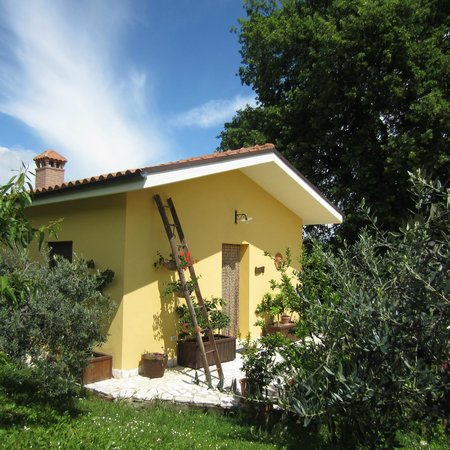 La Grande Quercia Bed & Breakfast: Bella Vista