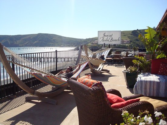 Inn at Avila Beach: We call it a little bit of Heaven