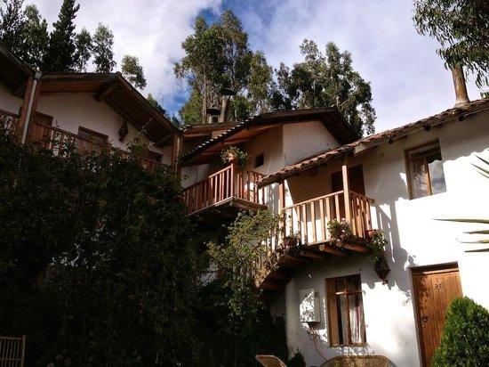 Casa de Campo Hotel: Cabañas en el tercer piso