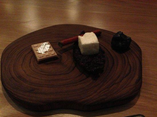The Tasting Room : Mise en bouche