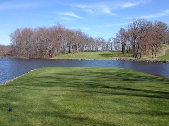 Danbury, CT: 7th tee