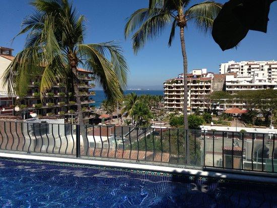 Hotel Casa Dona Susana: rooftop pool