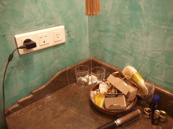 Sokullu Pasa Hotel: bathroom