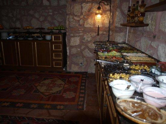 Sokullu Pasa Hotel: breakfast
