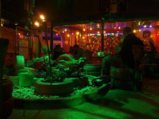 Sokullu Pasa Hotel: Reggae cafe