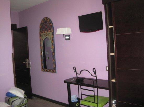 La Flor de Al-Andalus: Another room
