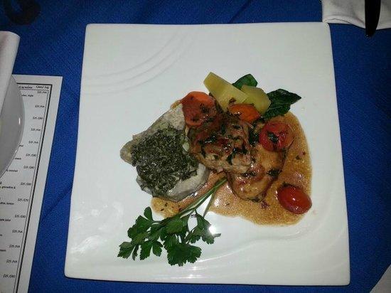 Le Lagoto Resort & Spa: Order The Fish!!