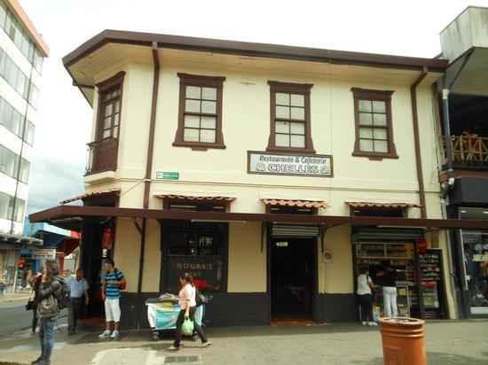 Chelles Restaurant San Jose