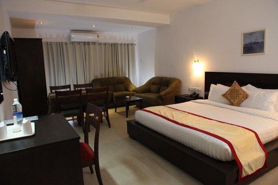 ATS Residency : Junier suite rooms