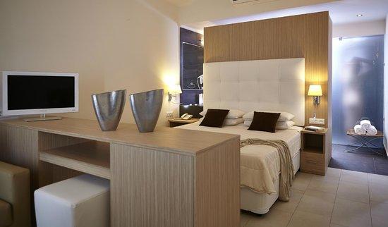 Orizontes Hotel & Villas: EXECUTIVE GARDEN VIEW ROOM