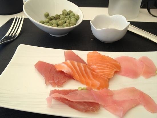 Umami : sashimi