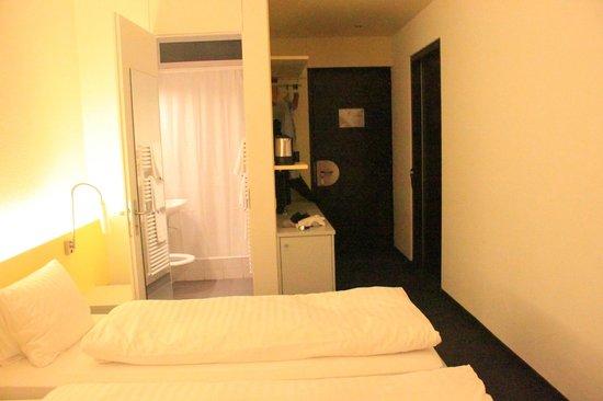 Hotel Sommerau : oda içi  manzarası