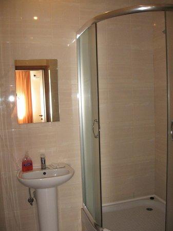 Hotel Lukyanovsky: душевая чистая