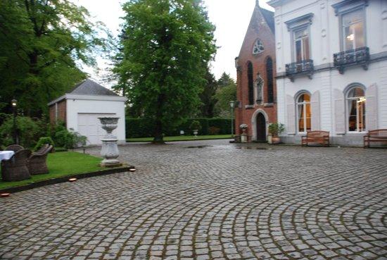 Kasteel de Rozerie: Kapel