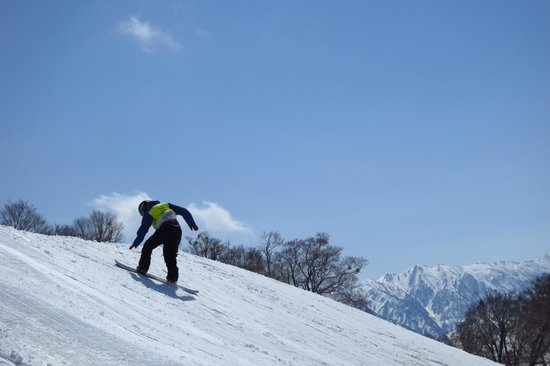Okutadami Maruyama Ski Ground : ボーダー天国
