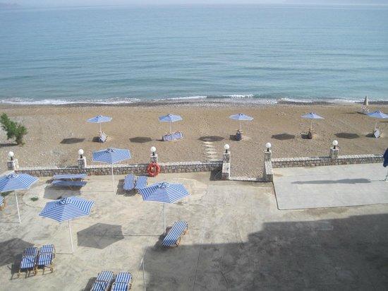 ガリニ ビーチ ホテル Picture