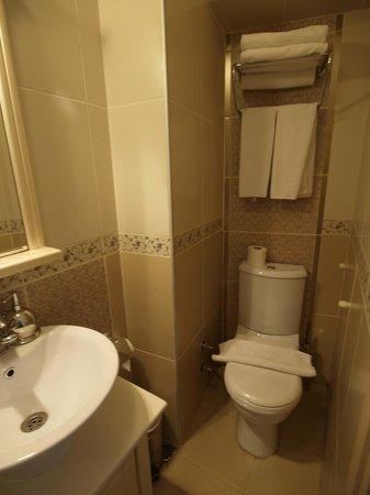 Aldem Hotel: bathroom
