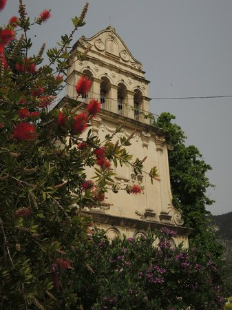 Monastery of Agios Gerasimos: The bells