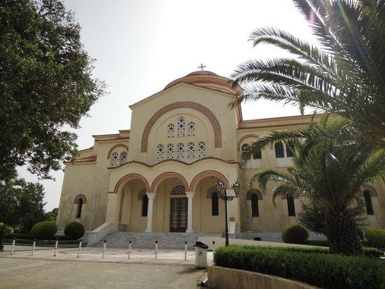 Monastery of Agios Gerasimos: The monastery