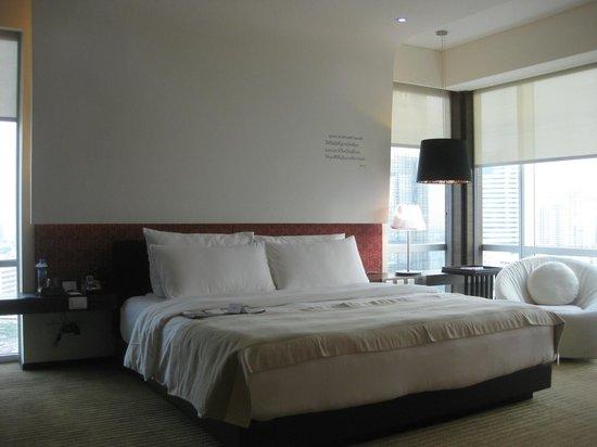 โรงแรมเลอ เมอริเดียน กรุงเทพ: ベッドルーム2