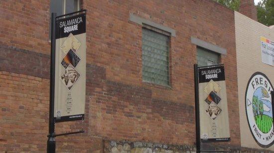 Salamanca Arts Centre: Inside Area.3