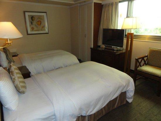 Shin Shih Hotel: ツインルーム