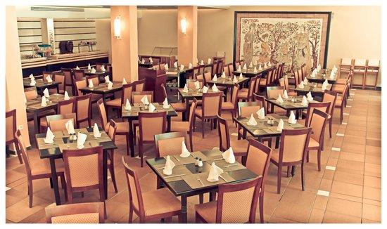 Marhaba Salem : Main restaurant