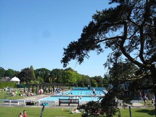 Our Camping And Caravan Site Picture Of Jubilee Park Woodhall Spa Tripadvisor