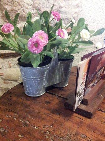 Chez Pito : Fleurs fraîche !!!