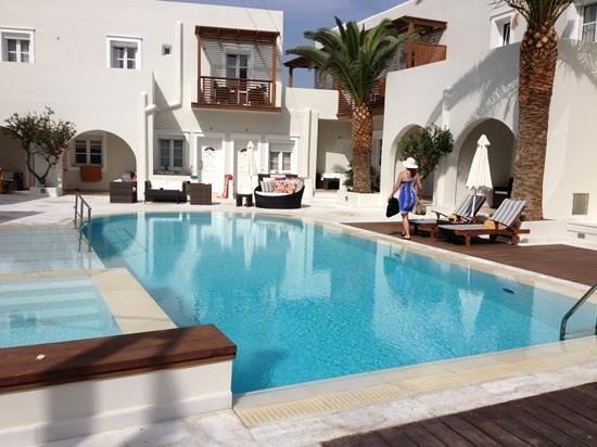 Nissaki Beach Hotel Naxos: Add a caption