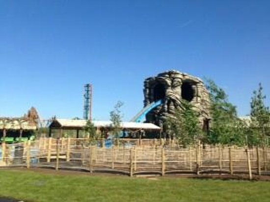 Oakwood Theme Park : Skull Rock - Neverland (new for 2013)