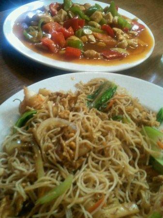 Chen Ji: Foto de la comida