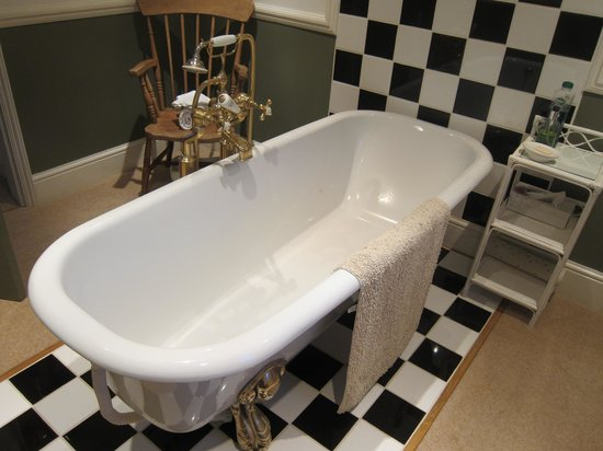 Gorse Farm House Bed and Breakfast: bathroom/ensuite