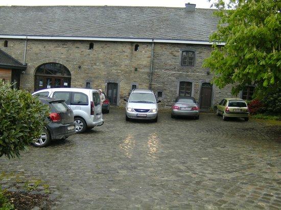 Les Ecoliers : de parking