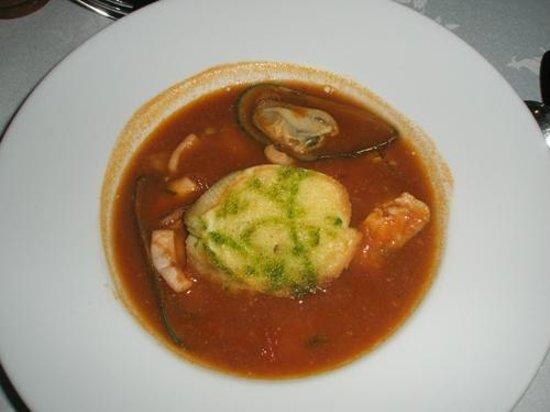 Ciao : Seafood soup