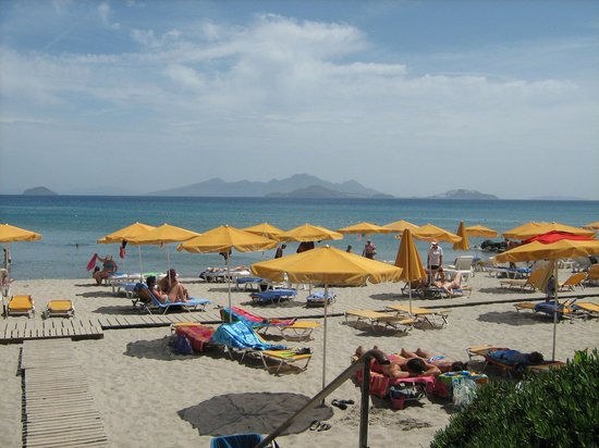 Atlantica Porto Bello Beach: plage