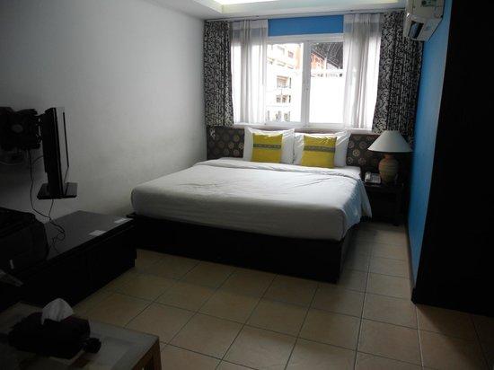 Oasis Inn Bangkok Hotel: Superior room