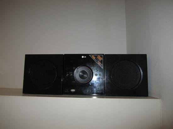 Astana Kunti: got dvd player and usb player also