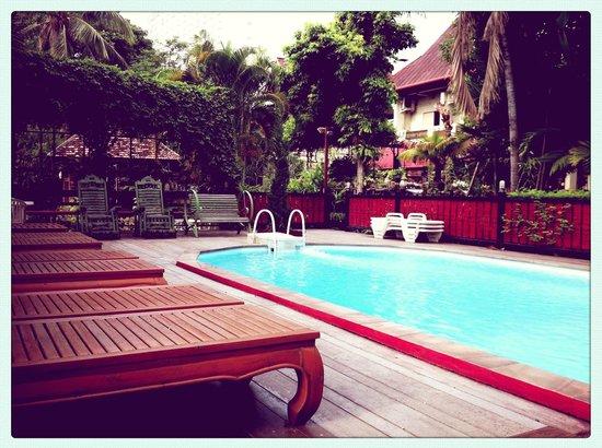 River View Lodge : Super piscine